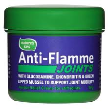 Anti-flamme joints